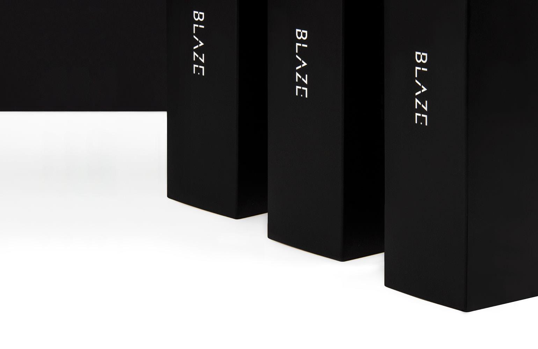 Blaze: Kickstarter Packaging